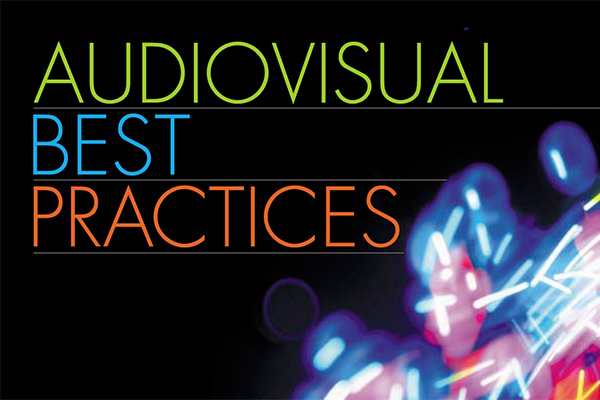 Technitect › Audiovisual Best Practices
